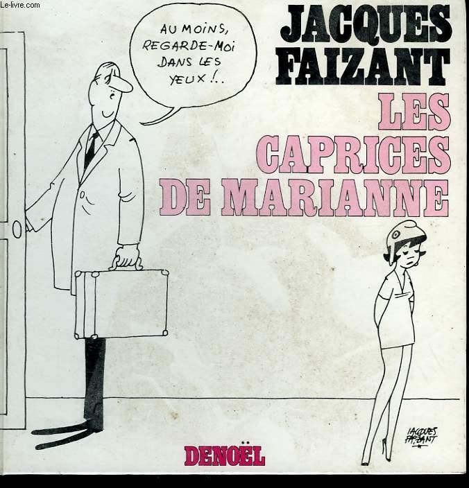 LES CAPRICES DE MARIANNE.