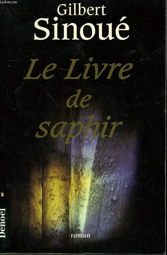 LE LIVRE DE SAPHIR.