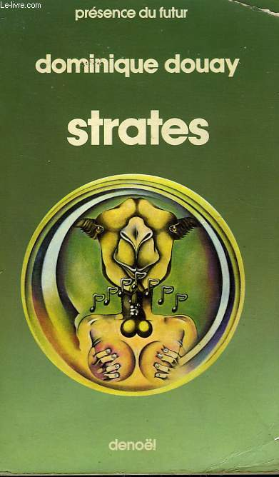 STRATES. COLLECTION PRESENCE DU FUTUR N° 249.