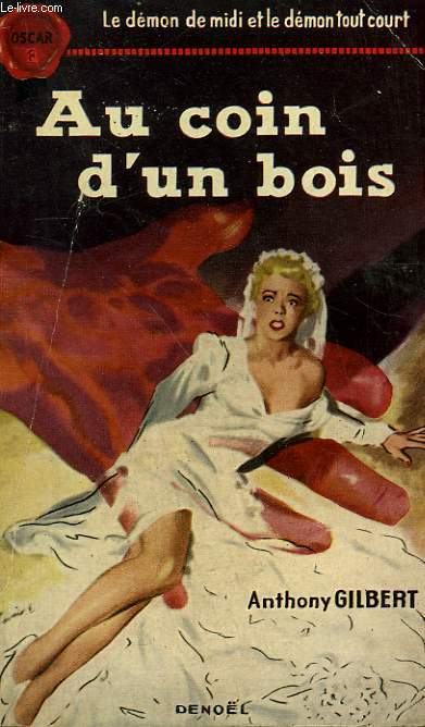AU COIN D'UN BOIS. COLLECTION OSCAR N°  8