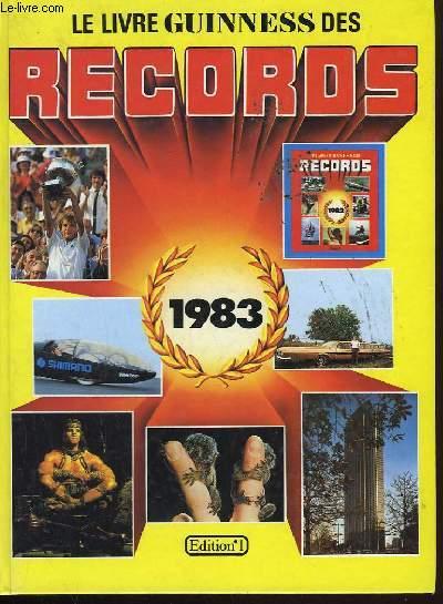 le livre guinness des records 1988 mcwhirter norris. Black Bedroom Furniture Sets. Home Design Ideas