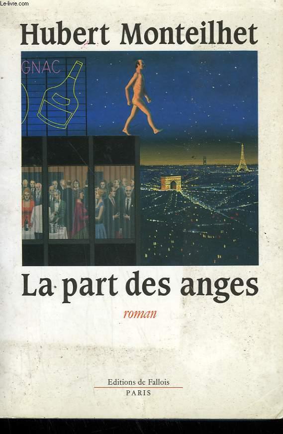 LA PART DES ANGES.