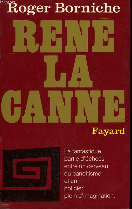 RENE LA CANNE.