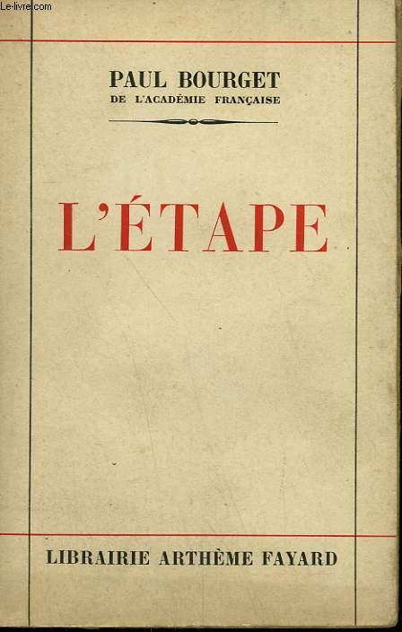 L'ETAPE.