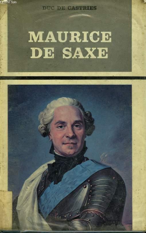 MAURICE DE SAXE. 1696-1750.