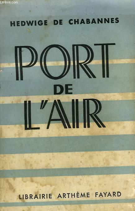 PORT DE L'AIR.