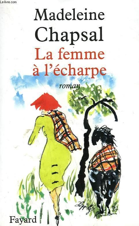 LA FEMME A L'ECHARPE.