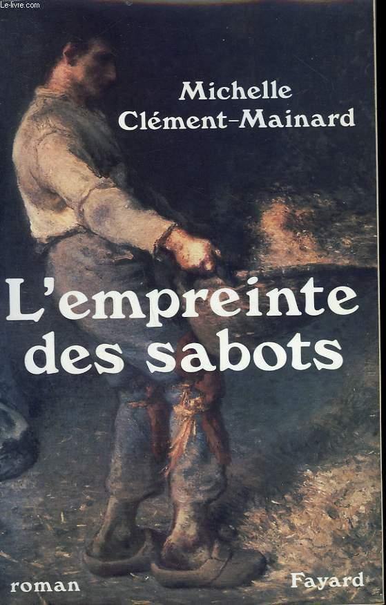 L'EMPREINTE DES SABOTS.