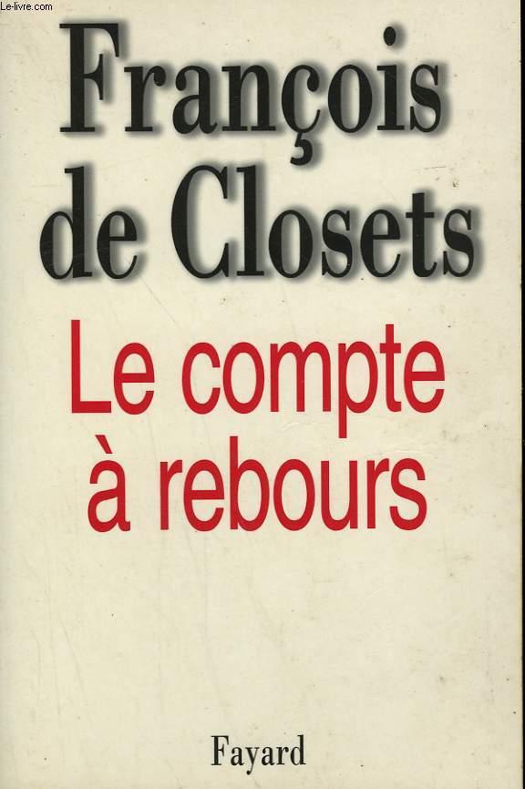 LE COMPTE A REBOURS.