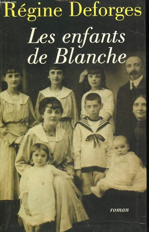 LES ENFANTS DE BLANCHE.