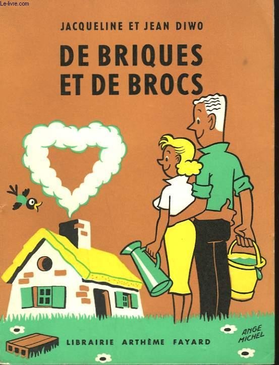 DE BRIQUES ET DE BROCS.