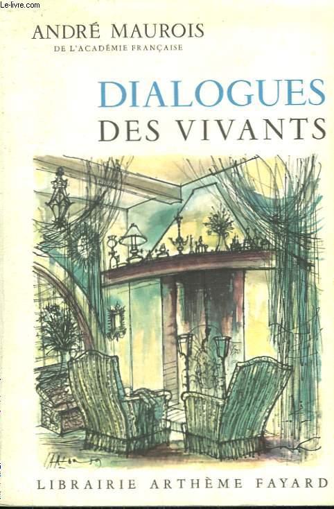 DIALOGUES DES VIVANTS.