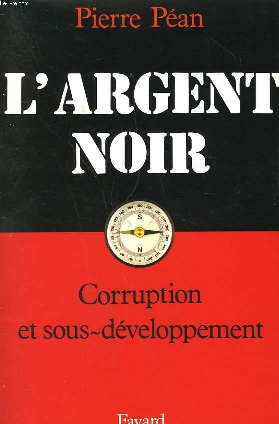 L'ARGENT NOIR.
