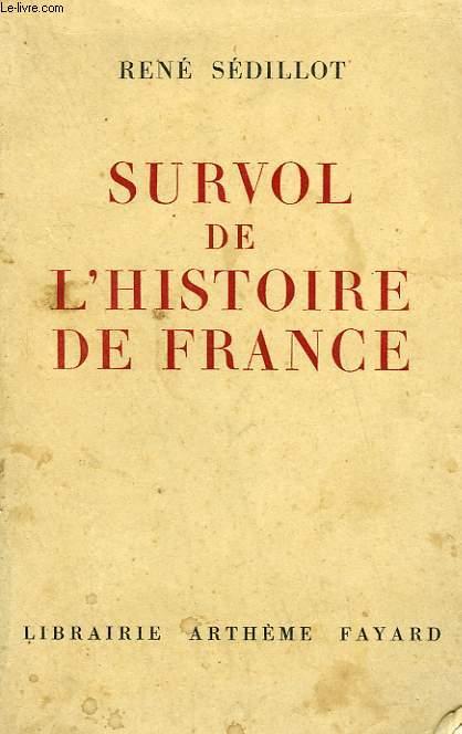 SURVOL DE L'HISTOIRE DE FRANCE.