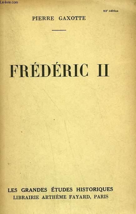 FREDERIC II.