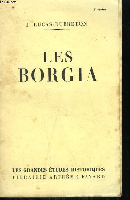 LES BORGIA.