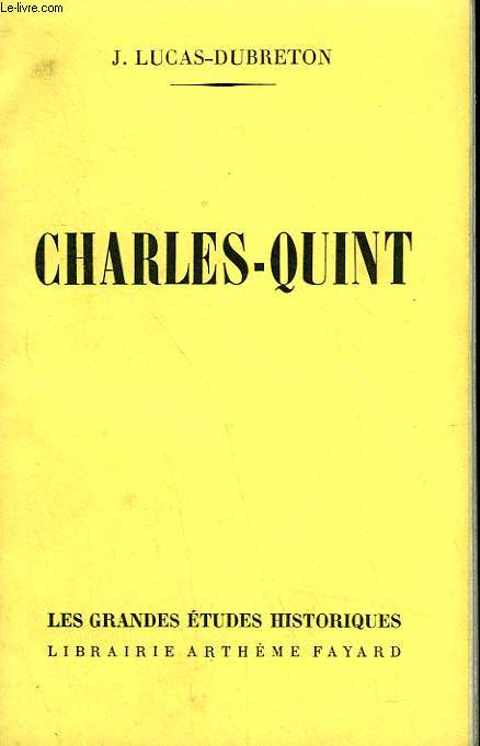 CHARLES-QUINT.
