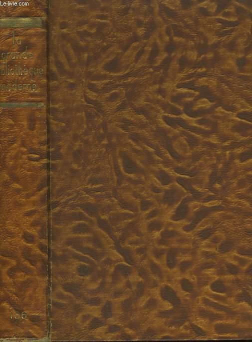 LES OEUVRES LIBRES N° 144. LE SECRET DE LA BARONNE PAR BLASCO IBANEZ SUIVI DE LA REINE AUX CYPRES PAR JEAN DORSENNE SUIVI DE LE ROI FOU PAR MARGUERITE JOUVE SUIVI DE LA FOIRE AUX SENTIMENTS PAR ROGER FERDINAND SUIVI DE ISTVAN ET GISELE PAR MOENECLAEY P.