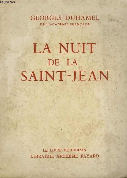 LA NUIT DE LA SAINT JEAN. LE LIVRE DE DEMAIN N° 54.