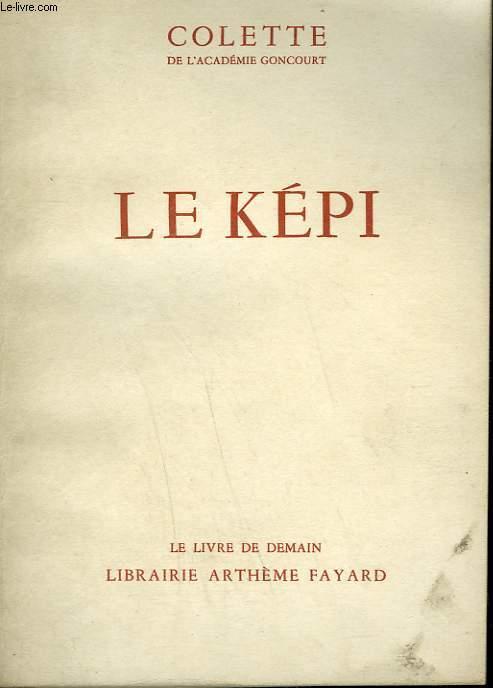 LE KEPI.  LE LIVRE DE DEMAIN N° 66.