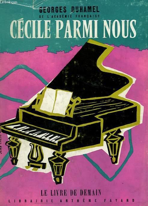 CECILE PARMI NOUS. LE LIVRE DE DEMAIN N° 78.