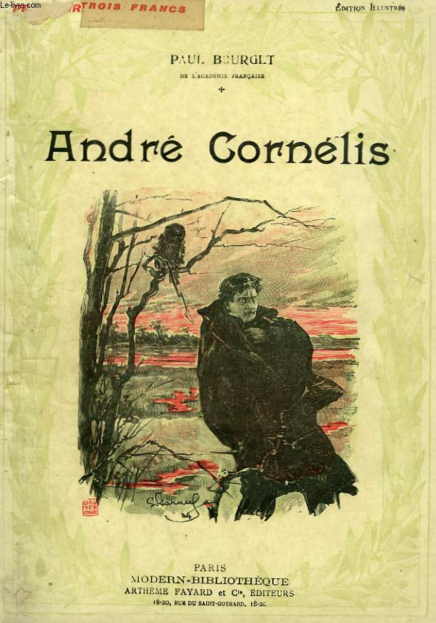 ANDRE CORNELIS. COLLECTION MODERN BIBLIOTHEQUE.