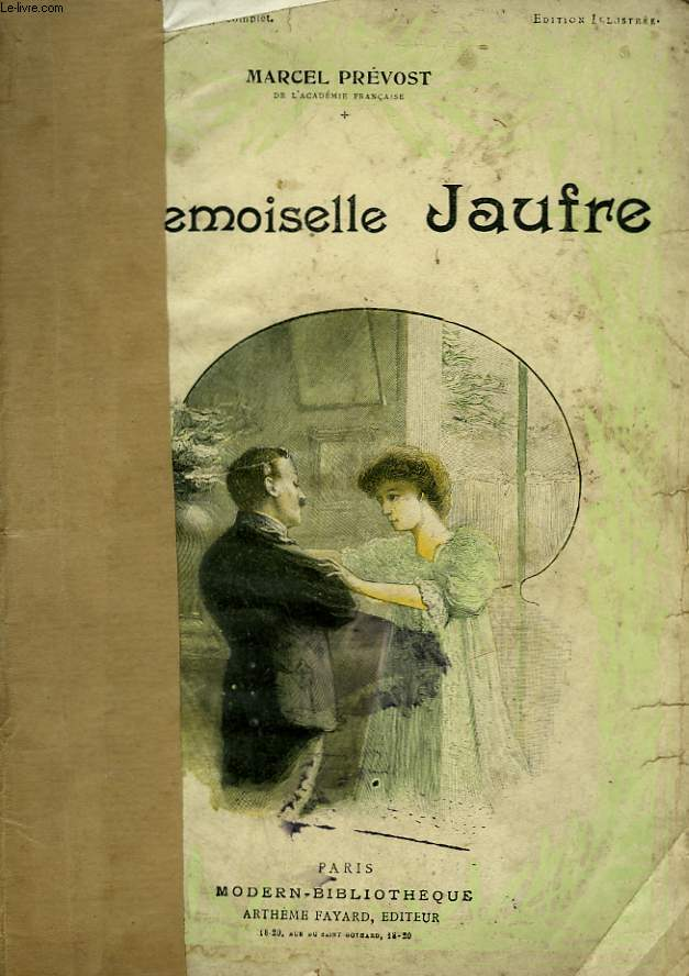 MADEMOISELLE JAUFRE. COLLECTION MODERN BIBLIOTHEQUE.