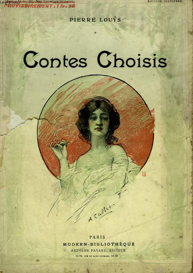 CONTES CHOISIS. COLLECTION MODERN BIBLIOTHEQUE.