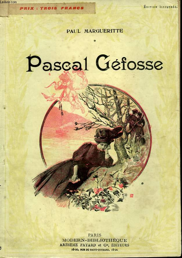 PASCAL GEFOSSE. COLLECTION MODERN BIBLIOTHEQUE.