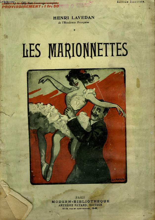 LES MARIONNETTES. COLLECTION MODERN BIBLIOTHEQUE.