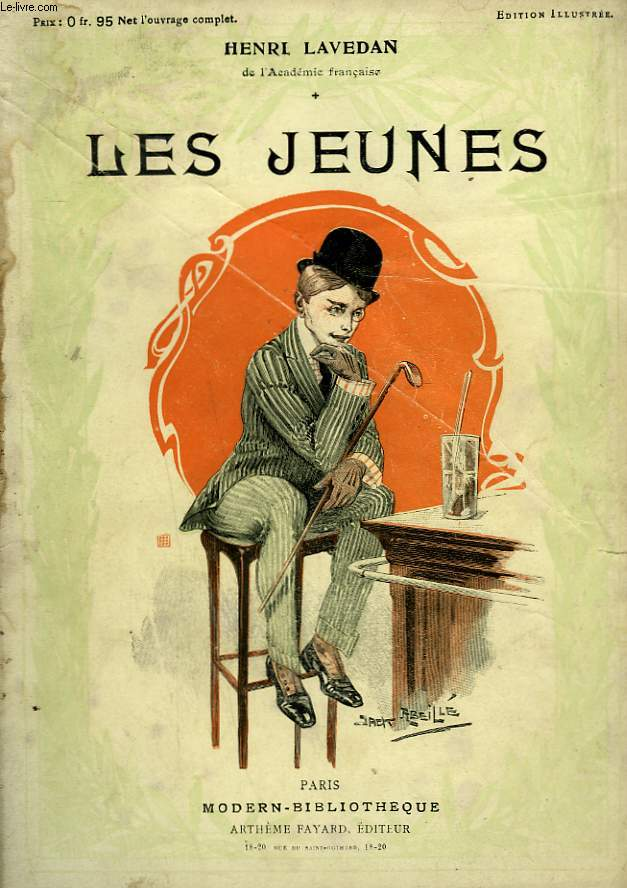 LES JEUNES. COLLECTION MODERN BIBLIOTHEQUE.