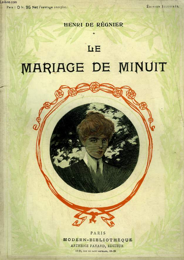 LE MARIAGE DE MINUIT. COLLECTION MODERN BIBLIOTHEQUE.