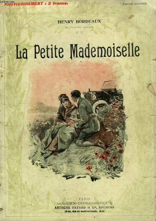 LA PETITE MADEMOISELLE. COLLECTION MODERN BIBLIOTHEQUE.