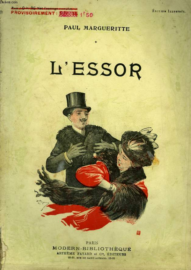 L'ESSOR. COLLECTION MODERN BIBLIOTHEQUE.