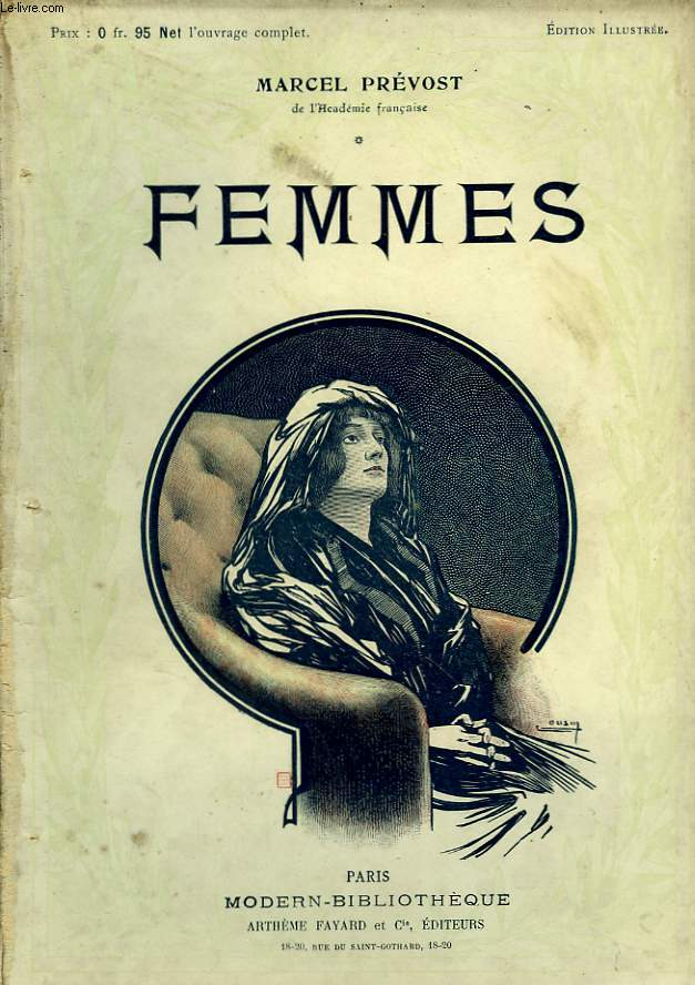 FEMMES. COLLECTION MODERN BIBLIOTHEQUE.