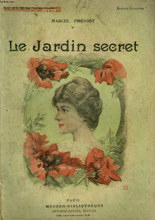 LE JARDIN SECRET. COLLECTION MODERN BIBLIOTHEQUE.