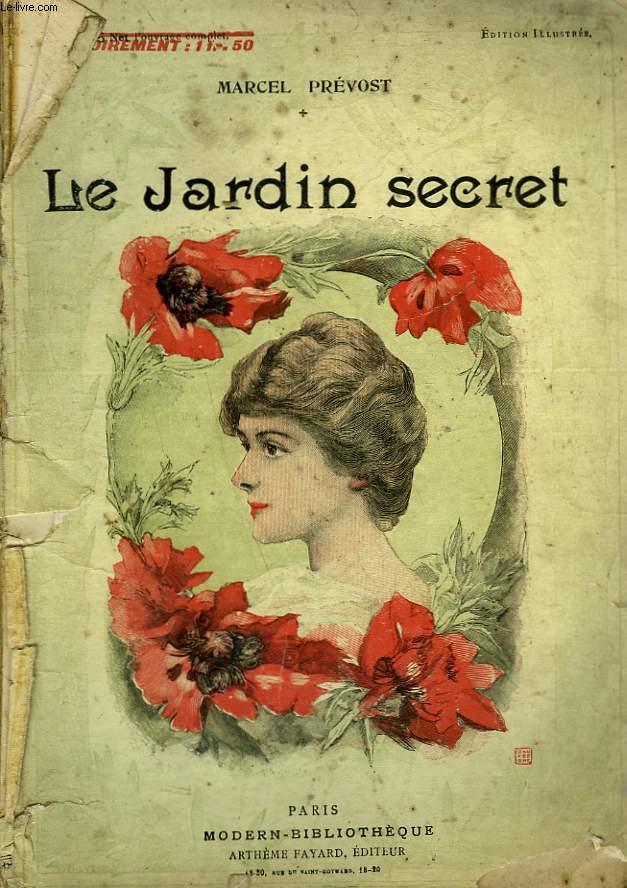 LE JARDIN SECRET. COLLECTION MODERN BIBLIOTHEQUE.