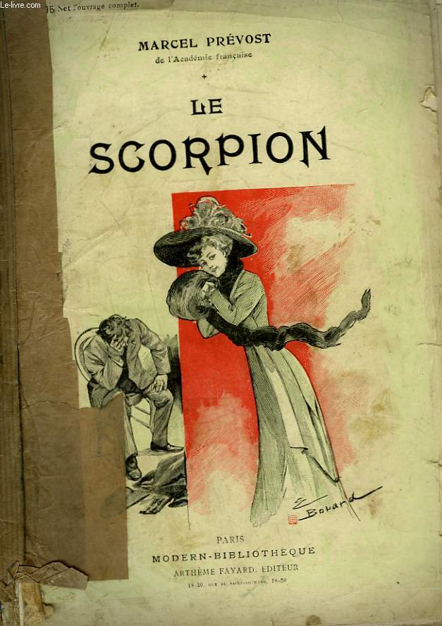 LE SCORPION. COLLECTION MODERN BIBLIOTHEQUE.