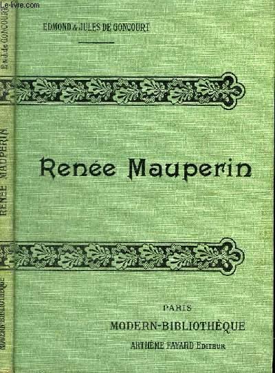 RENEE MAUPERIN.