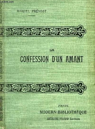 LA CONFESSION D'UN AMANT.