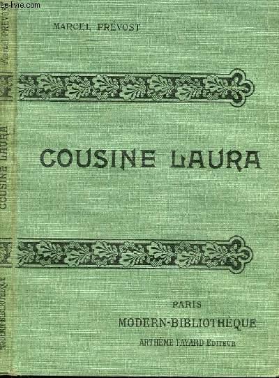 COUSINE LAURA. MOEURS DE THEATRE.