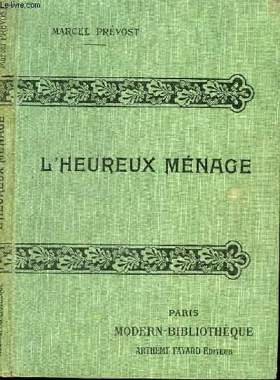L'HEUREUX MENAGE.