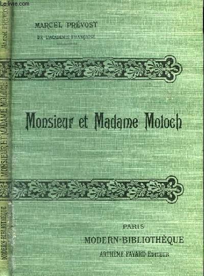 MONSIEUR ET MADAME MOLOCH.
