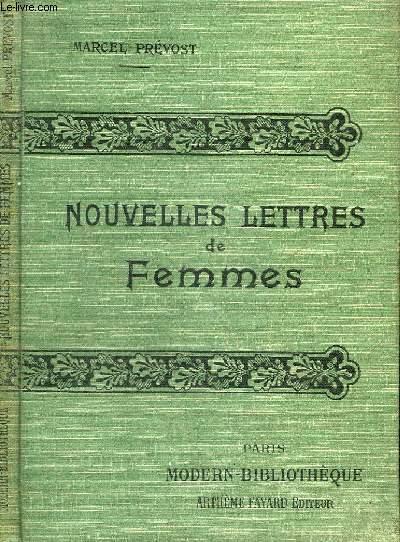 NOUVELLES LETTRES DE FEMMES.