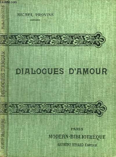 DIALOGUES D'AMOUR.