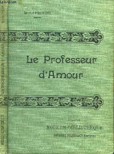 LE PROFESSEUR D'AMOUR.