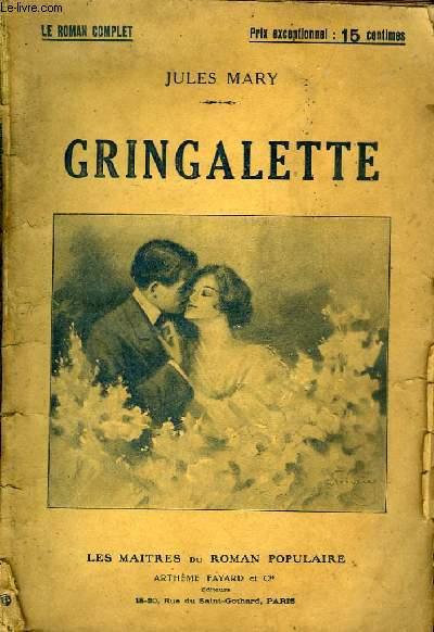 GRINGALETTE.