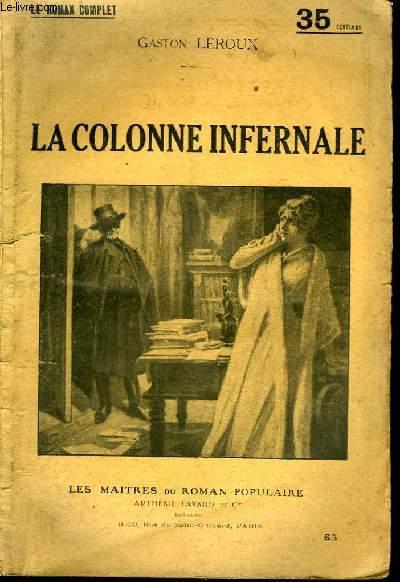 LA COLONNE INFERNALE.