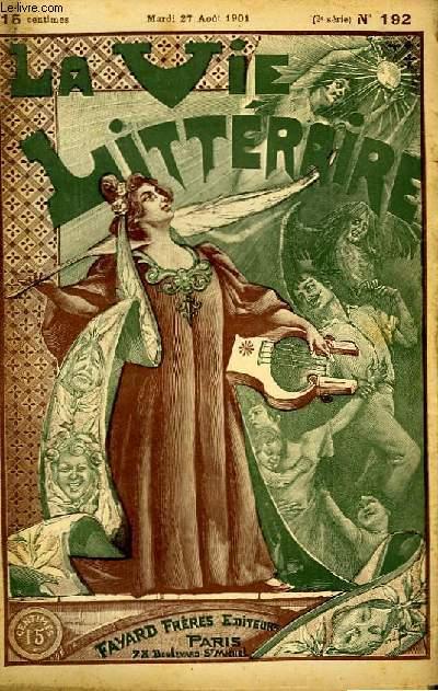 AMITIE DE FEMME. LA VIE LITTERAIRE.