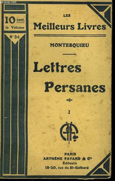 LETTRES PAYSANES TOME 1. COLLECTION : LES MEILLEURS LIVRES N° 34.